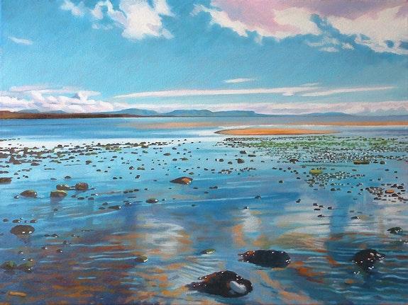 Vue de la baie Inver, Comté de Donegal, en Irlande. Geoff Kilpatrick Geoffrey Kilpatrick