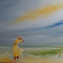 Summer Wind (inspiración Vettriano). Christian Sergent