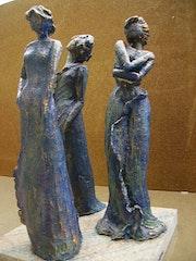 «Anges bleus».
