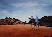 Touaregs, les hommes bleu du Sahara..