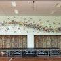 Butterfly wall. Gordon Dickinson