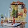 L'old harbour. Diana Kirova