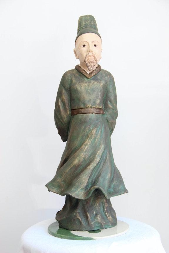 Maître Taï-chi Yang. Annie Bidal Annie B.