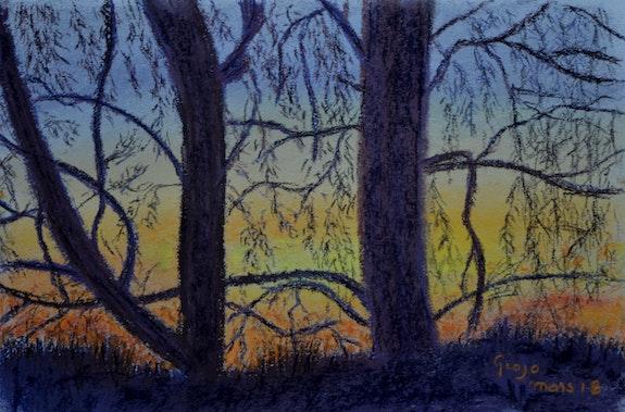 Valse des arbres. Geoffroy Jooris Geoffroy Jooris