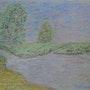 Le lac. Geoffroy Jooris