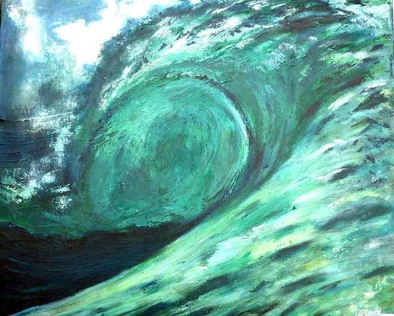 Surf. Lyne Le Grand Lyne Le Grand