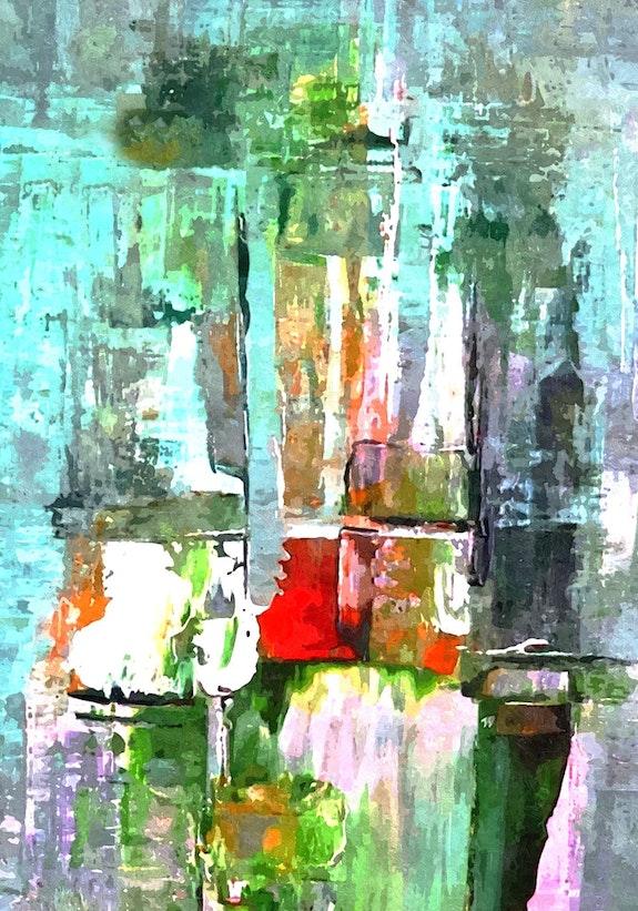 Impression color. Kindler Jean-Jacques Jean-Jacques Kindler