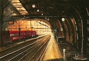 The Station. Alan Harris