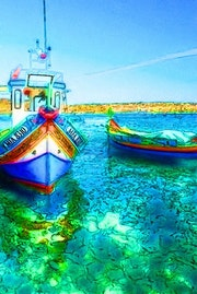 Souvenir de Malte.