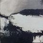 Paysage d'hiver. Yves Bonnier