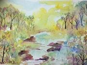 Gushing Waters- Nature's blessing. Kiran Soni Gupta