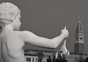 La rana del campanile, Venezia. Charpaud- Helie