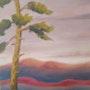 Lone Pine - Sun Rise. Jean-Pierre Dubreuil