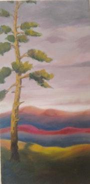 Lone Pine - Sun Rise.