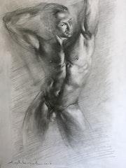 Dancer. Yuriy Ivashkevych
