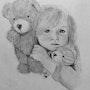 Little girl's favorite toys. Ginger Walton