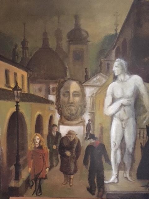La cité des ombres: Prague et l'Histoire. Max Duperray Max Duperray