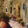 Arche de Provence. Anne Van Der Haegen