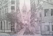 Catedral de Barcelona- Via Laietana -Dr. Joaquim Pou.