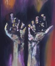 Les mains de «ceux qui ne sont rien».