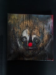 Le clown des Cathédrales. Claude Valery