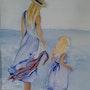Aquarelle. 1959