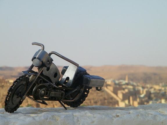 Motobik. Mehdi F. Mehdi T.