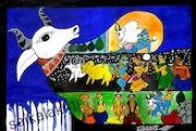 Krishna the beloved. Deepti Tripathi
