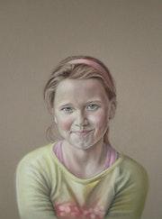 Portrait, Nina,. Andrey Antipin