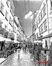 Lviv (leopoli).
