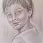Portrait enfant. Alain Devred