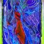 Abstract nude. Thomas H Green