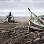 «La barca Jubilada». Balderas
