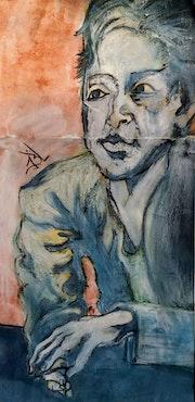 Portrait dubpianisre contemporain yiruma.