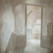 Chambre de van gogh auberge Ravoux.