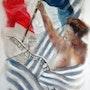 Espoir de liberte. Paul Régnier