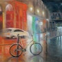 La bicyclette. Paul Régnier