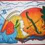 Les Signes du Zodiaques (2). Diana