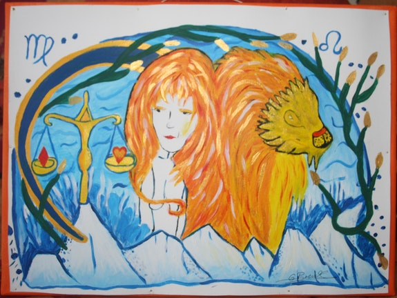 Les Signes du Zodiaques (3).  Diana