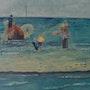 Pêcheurs. Patricia De Chadois