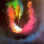 Galaxie 7- lumière naturelle.