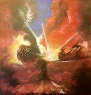 Le choc des Titans- lumière naturelle.