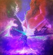 Le choc des Titans- lumière noire.