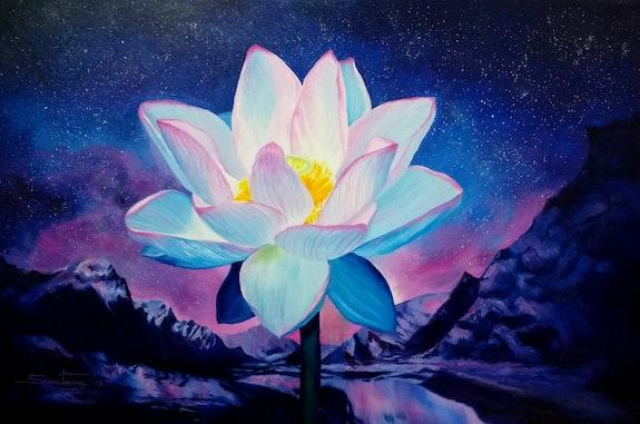 Blossom VII. Sumitava Maity Www.sumitavafineart.com