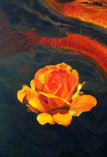 Desert rose - II. Www.sumitavafineart.com