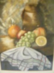 Fruits d'automne. Yakéné Dolo