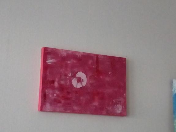 Fantaisie en rose. Isabellemarchon Jacqueline Marchon