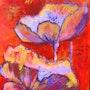 Floraison. Lyne Le Grand