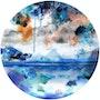 New Horizons. Lynnego Art - Abstract Artist