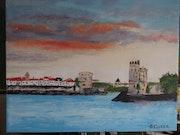 Les tours de La Rochelle.